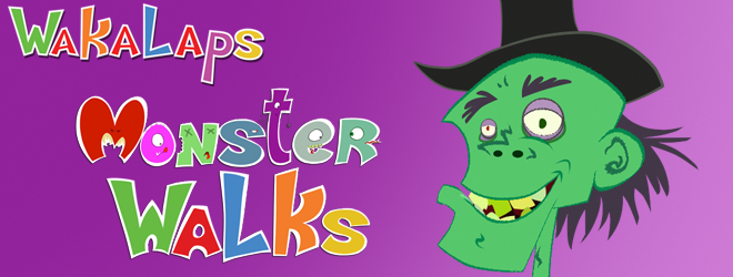 Waka Monster Walks